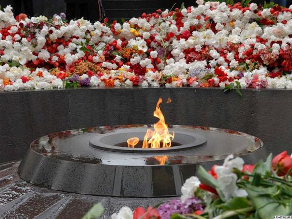Armenia Genocide Memorial