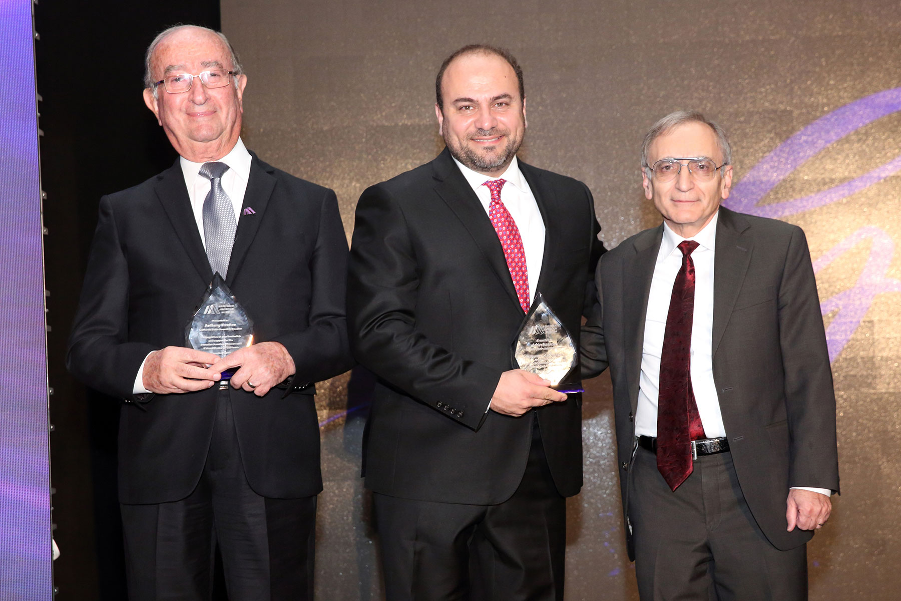 Assemblymember Adrin Nazarian Presented Award by Museum Board of Trustees