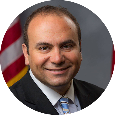 California State Assemblymember Adrin Nazarian